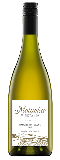 Motueka Vineyards Nelson Sauvignon Blanc 2018