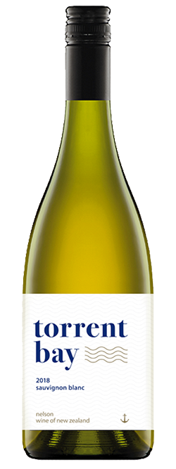 Torrent Bay Nelson Sauvignon Blanc 2018