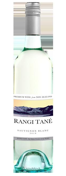 Rangi Tane New Zealand Sauvignon Blanc 2018