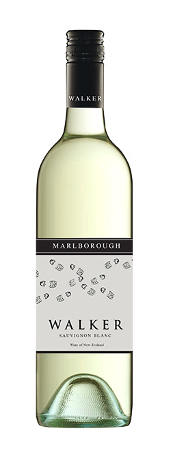 Walker Marlborough Sauvignon Blanc 2018