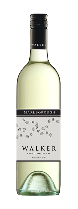 Walker Marlborough Sauvignon Blanc 2018