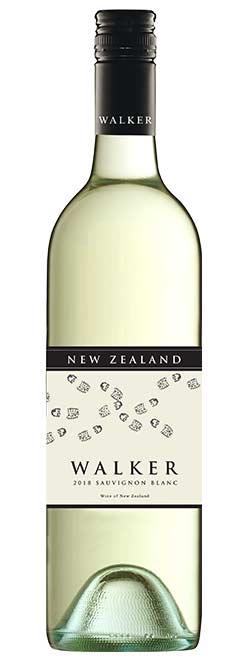Walker New Zealand Sauvignon Blanc 2018