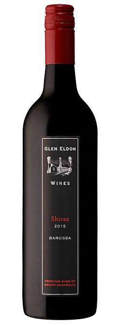 Glen Eldon Barossa Valley Shiraz 2016
