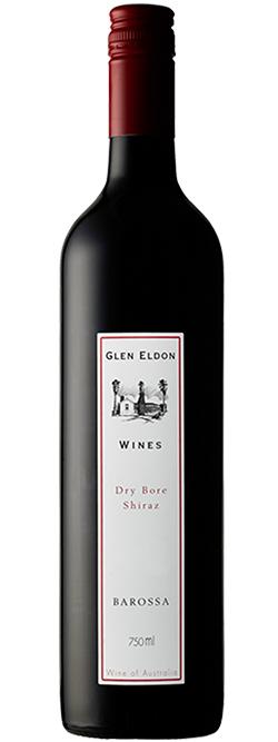 Glen Eldon Dry Bore Barossa Shiraz 2015