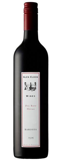 Glen Eldon Dry Bore Barossa Shiraz 2017