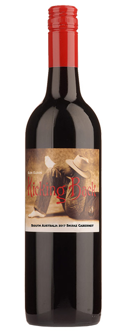 Glen Eldon Kicking Back Barossa Cabernet Shiraz 2014