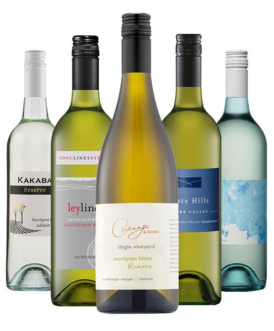 $120 Winter Delights Sauvignon Blanc Mixed Dozen