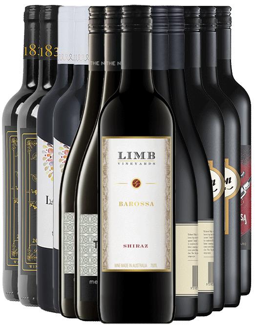 $120 Red Wine Mixed Dozen