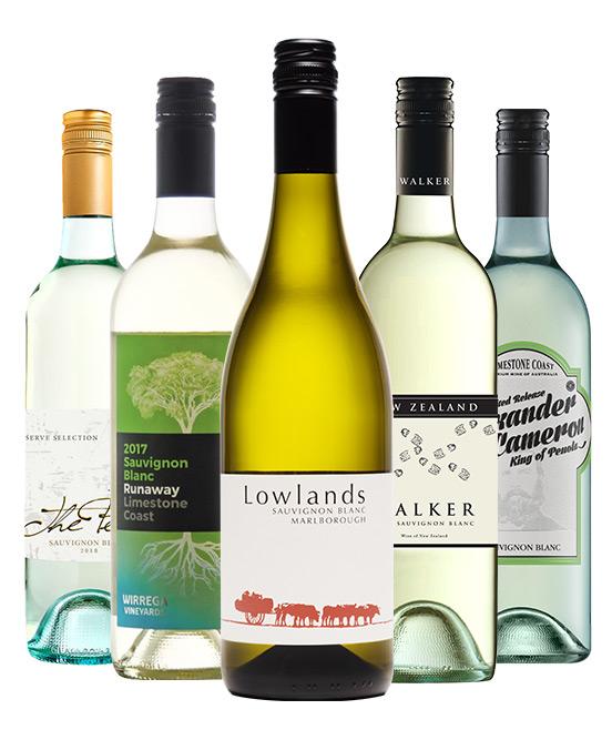 $99 Summer Sauvignon Blanc Mixed Dozen