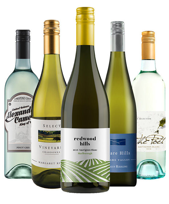 $99 White Wine Mixed Dozen
