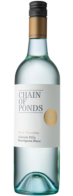 Chain of Ponds Black Thursday Adelaide Hills Sauvignon Blanc 2018