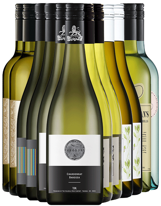 GWD's Chardonnay Of The Year Mixed Dozen