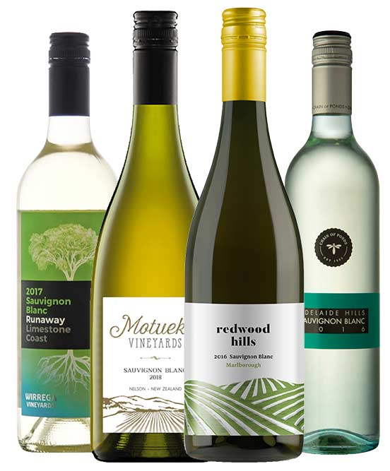 Christmas Special Best Selling Sauvignon Blanc Mix Dozen