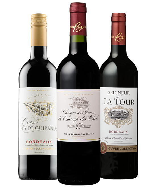 12 Time Gold Medal Winning Legends Of Bordeaux Mixed Dozen