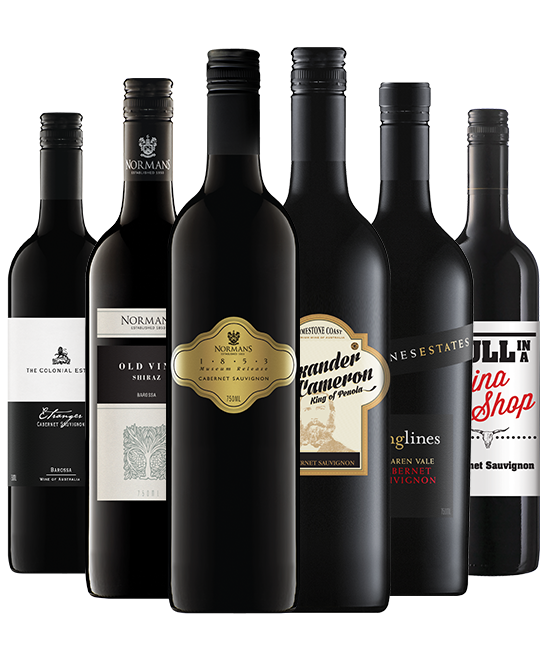 Multi Gold Medal Winning 96 Point Rated Cab Sauv Mixed Dozen