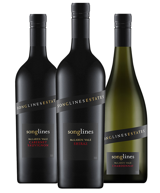 Songlines Estate Premium Mixed Dozen