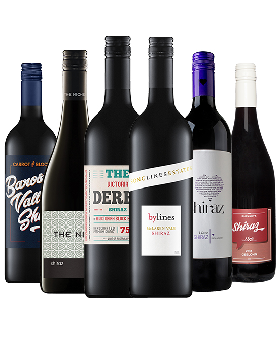 $99 Shiraz Mixed Dozen