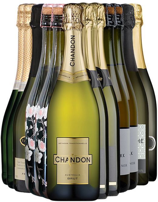 GWD's Sparkling Of The Year Mixed Dozen