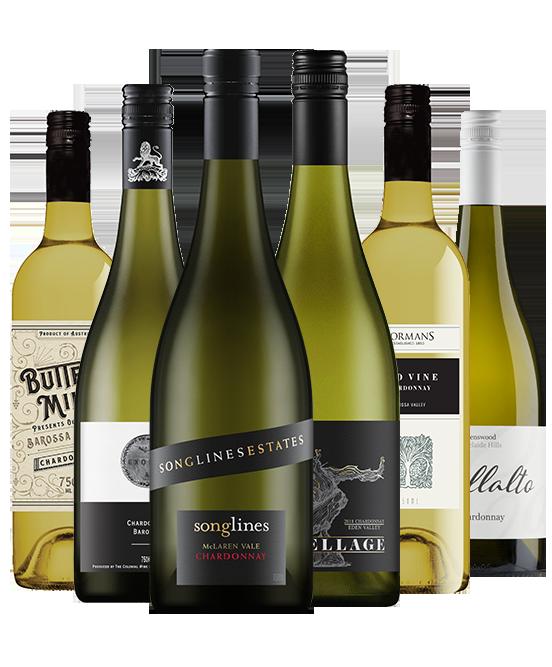 Ultra Premium Chardonnay Mixed Dozen