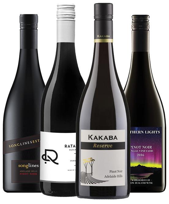 Ultra Premium Pinot Noir Mixed Dozen