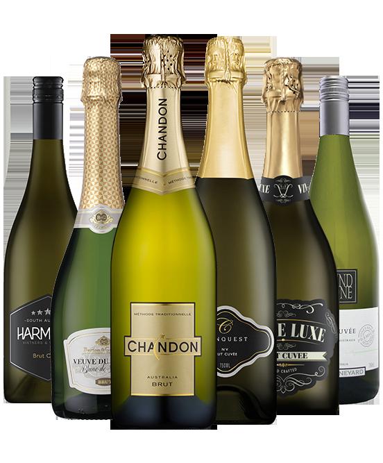 Ultra Premium Sparkling Mixed Dozen | Buy Wines online Australia wide |  Premium Wines direct