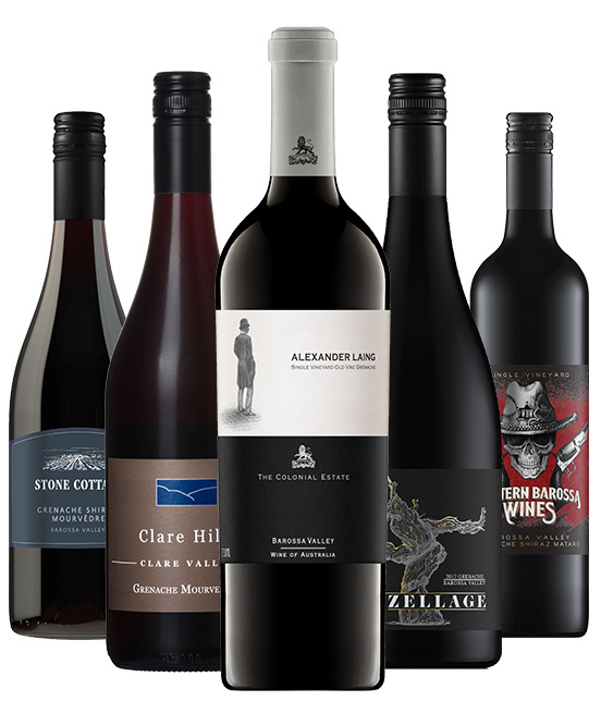 Ultra Premium Grenache & Blends Mixed Dozen
