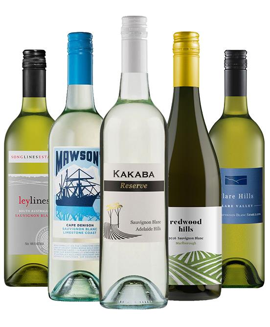 Ultra Premium Sauvignon Blanc Mixed Dozen