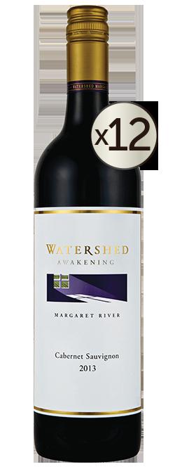 Watershed Awakening Margaret River Cabernet Sauvignon 2013 Dozen