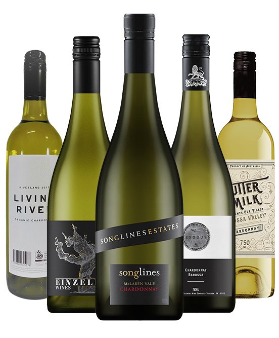 $120 Winter Delights Chardonnay Mixed Dozen