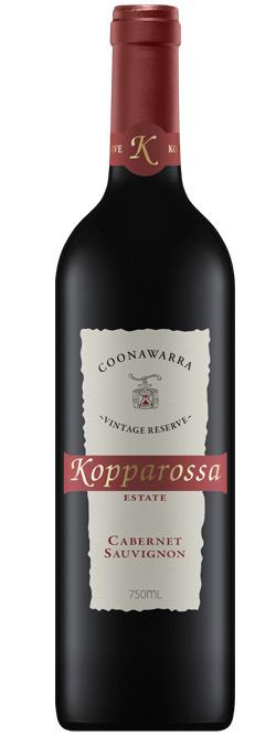 Kopparossa Coonawarra Cabernet Sauvignon 2012