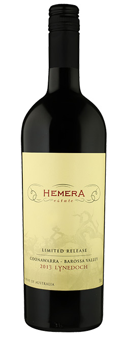 Hemera Estate Limited Release Lynedoch Shiraz 2013