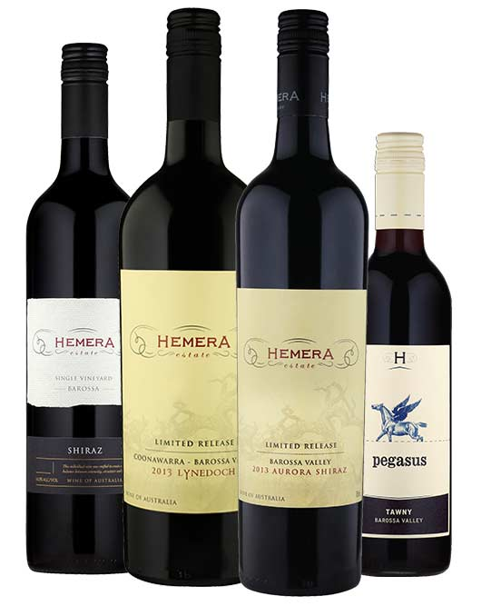 Hemera Estate Premium Mixed Dozen