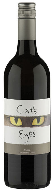 Cats Eyes Langhorne Creek Shiraz 2016