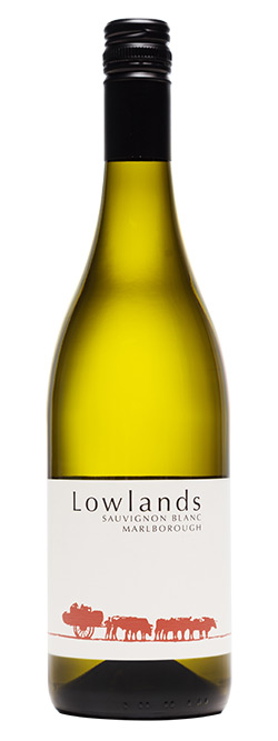 Lowlands Marlborough Sauvignon Blanc 2017
