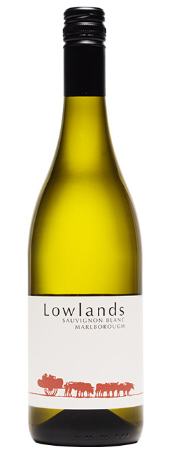 Lowlands Marlborough Sauvignon Blanc 2018