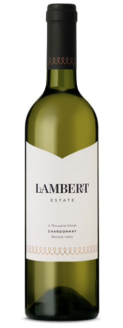Lambert Estate A Thousand Words Barossa Valley Chardonnay 2016