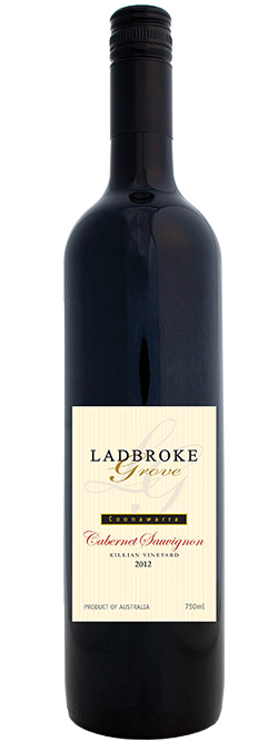 Ladbroke Grove Coonawarra Killian Vineyard Cabernet Sauvignon 2012