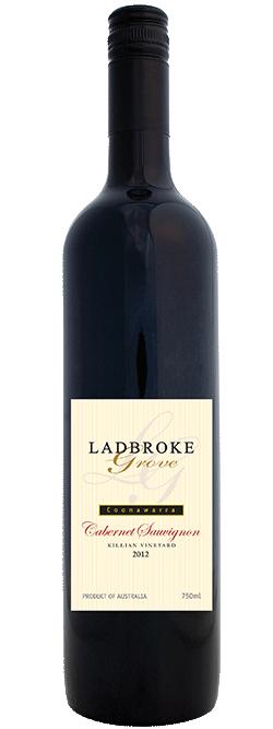 Ladbroke Grove Coonawarra Killian Vineyard Cabernet Sauvignon 2012