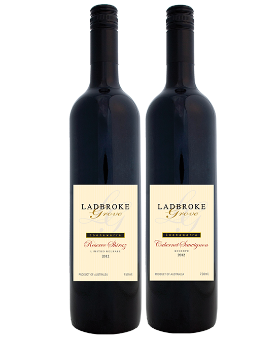 Ladbroke Grove Premium Mixed Dozen