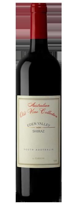 Gibson Wines Australian Old Vine Collection Eden Valley Shiraz 2012