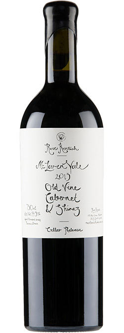 Rose Kentish McLaren Vale Old Vine Cabernet Shiraz 2013