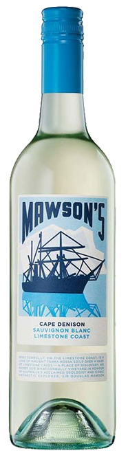 Mawson's Limestone Coast Sauvignon Blanc 2017