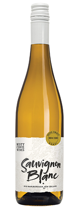 Misty Cove Marlborough Sauvignon Blanc 2018