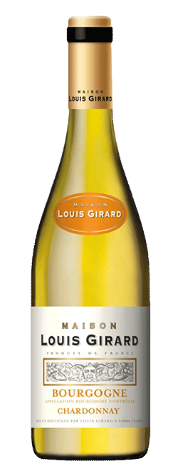 Maison Louis Girard Bourgogne Aoc Chardonnay Blanc 2015