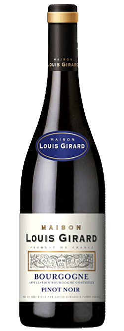 Maison Louis Girard Bourgogne Aoc Pinot Noir 2015