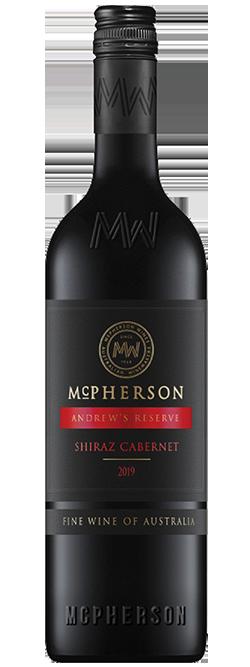 McPherson Andrews Reserve Shiraz Cabernet 2019