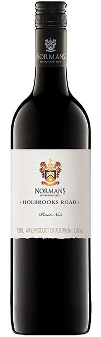 Normans Holbrooks Road Pinot Noir 2016