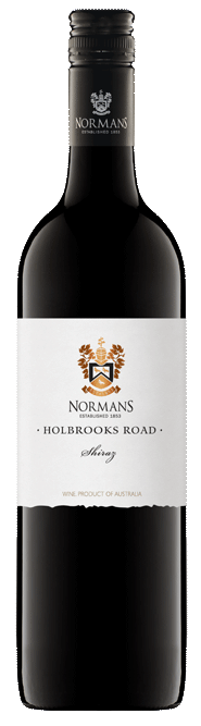 Normans Holbrooks Road Shiraz 2017