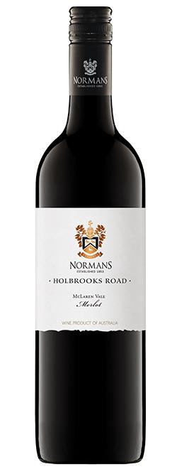 Normans Holbrooks Road Merlot 2018