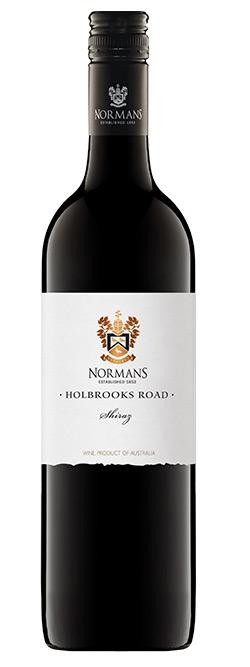 Normans Holbrooks Road Shiraz 2018